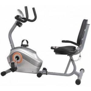 FitTronic Bicicleta Fitness Magnetica FitTronic 501R, orizontala