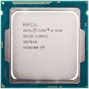 Intel Procesor Intel Core i5-4690 3.50GHz, 6MB Cache, Socket 1150