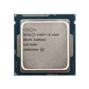 Intel Procesor Intel Core i3-4160 3.60GHz, 3MB Cache, Socket 1150