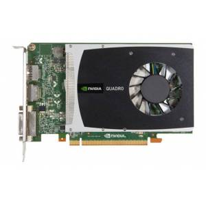 Nvidia Placa Video nVidia Quadro 2000, 1GB DDR5, 128 bit, PCI-express, DVI, 2x Display Port