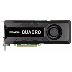 Nvidia Placa Video Nvidia Quadro K5000, 4GB GDDR5 256-Bit, 2x DVI, 2x DisplayPort
