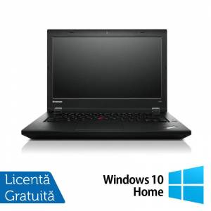 Lenovo Laptop LENOVO ThinkPad L450, Intel Core i5-5200U 2.20GHz, 8GB DDR3, 120GB SSD, 14 Inch + Windows 10 Home