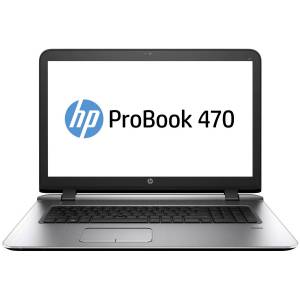 HP Laptop HP ProBook 470 G3, Intel Core i5-6200U 2.30GHz, 4GB DDR3, 120GB SSD, DVD-RW, 17.3 Inch, Webcam, Tastatura Numerica