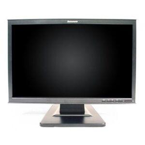 Lenovo Monitor LENOVO D221, LCD, 22 inch, 1680 x 1050, VGA, DVI, Widescreen, Grad A-, Fara picior