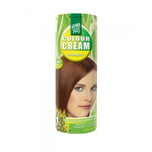 HennaPlus Crema Nuantatoare de Par HennaPlus Colour Cream Mahogany 6.45