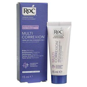 ROC Crema ROC Multi Correxion Hidratanta Anti-rid 5 in 1 - 15 ml