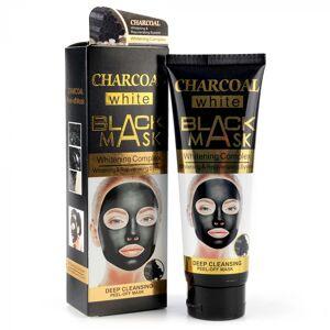 Kiss Masca de fata exfolianta cu Carbune Activ CHARCOAL Black Mask 130 ml