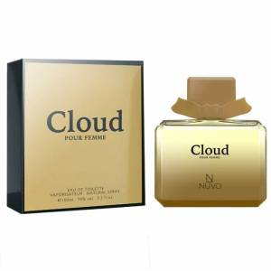 NUVO Parfums Apa de Toaleta NUVO Parfums CLOUD Pour Femme EDT 100 ml