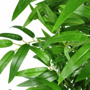 vidaXL Set 6 decorațiuni plante bambus artificiale