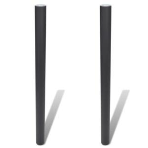 vidaXL Tablă sticker autocolant pentru perete cu cretă, 0,45 x 2 m, 2 bucăți