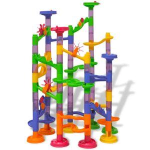 vidaXL Joc pistă cu bile pentru copii