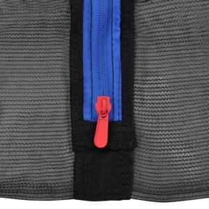 vidaXL Plasă de siguranță pentru trambulină rotundă de 3,96 m