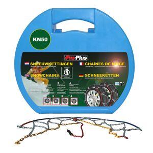 ProPlus 401262  Lanțuri de zăpadă pentru anvelope,12 mm, KN50, 2 buc.