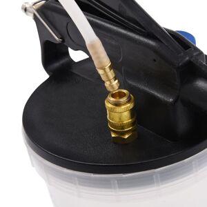 vidaXL Aparat pneumatic pentru aerisire frâne, 2 L