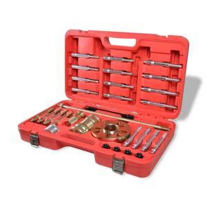 vidaXL Set extractor butuc și tambur 30 piese