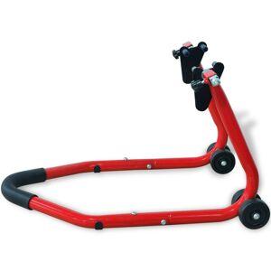 vidaXL Suport anterior pentru motocicletă