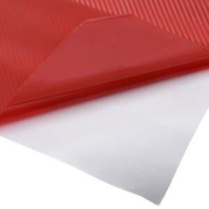 vidaXL Folie auto 3D roșu mat 200 x 152 cm