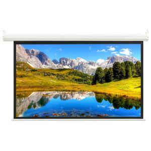 vidaXL Ecran de proiecție electric cu telecomandă 68