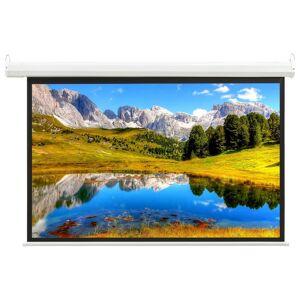 vidaXL Ecran de proiecție electric cu telecomandă 74