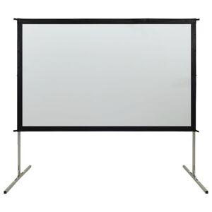 vidaXL Ecran de proiecție cu pliere rapidă 84