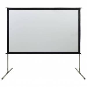 vidaXL Ecran de proiecție cu pliere rapidă 120