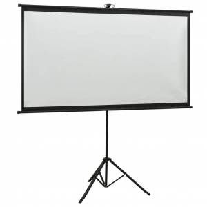 vidaXL Ecran de proiecție cu trepied 90