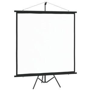 vidaXL Ecran de proiecție cu trepied 57