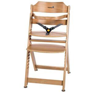 Safety 1st Scaun înalt Timba din lemn natural, 27620100