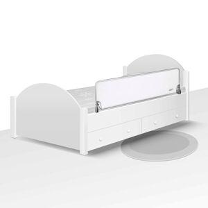 Safety 1st Balustradă de siguranță pentru pat, gri, 150 cm, 24530010