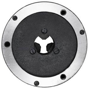 vidaXL Mandrină de strung cu 3 fălci, oțel, 125 mm
