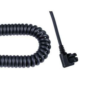 vidaXL Cablu spiralat pentru conectare la PowerPack Sony