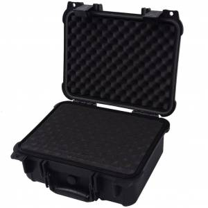 vidaXL Valiză de protecție echipamente, 35 x 29 x 15 cm, negru
