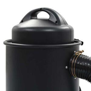 vidaXL Colector de praf cu set de adaptoare, negru, 1100 W