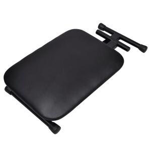 vidaXL Scaun pentru clapă & pian reglabil, pliabil
