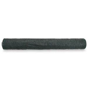 vidaXL Plasă teren de tenis, verde, 2 x 50 m, HDPE