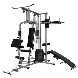 vidaXL Aparat de fitness multifuncțional, uz casnic