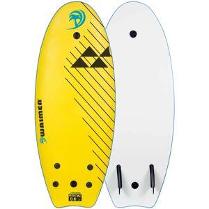 Waimea Placă de surf EPS 114 cm galben 52WZ-GLB-Uni