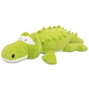 vidaXL Crocodil de pluș de jucărie XXL, 100 cm