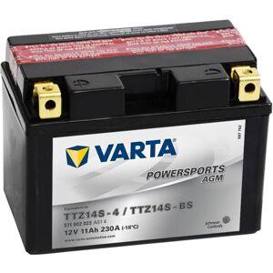 Varta Baterie  pentru motocicletă AGM TTZ14S/TTZ14-BS