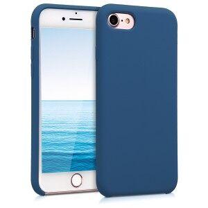kwmobile Husa pentru Apple iPhone 7 / 8 - albastru