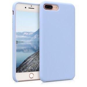 kwmobile Husa pentru Apple iPhone 7 Plus / 8 Plus - albastru