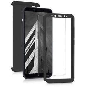 kwmobile Husa pentru Xiaomi Mi A2 - negru