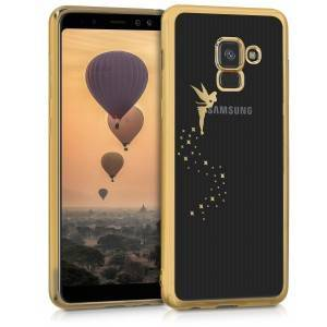 kwmobile Husa pentru Samsung Galaxy A8 (2018) - aur