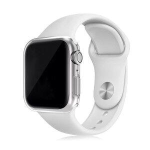 kwmobile Husa pentru Apple Watch 44mm (Series 4) - clar