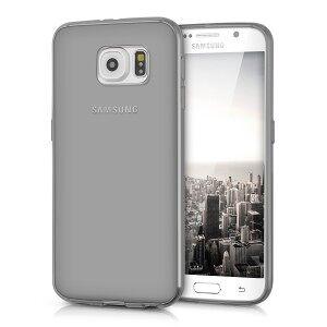 kwmobile Husa ultra ușoară pentru Samsung Galaxy S6 - clar