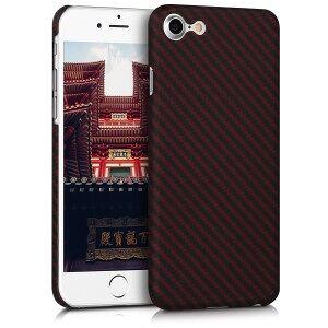 kalibri Husa pentru Apple iPhone 7 / 8 - roșu