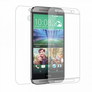 Smart Protection Folie de protectie Smart Protection HTC One M8 - fullbody - display + spate + laterale