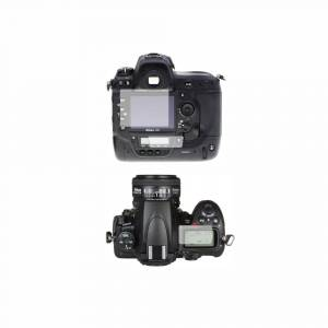 Smart Protection Folie de protectie Smart Protection DSLR Nikon D700 - display principal + secundar