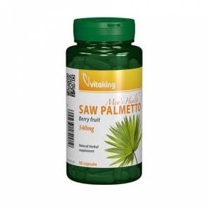 Extract de Palmier (Saw Palmetto) 540mg 90cps Vitaking