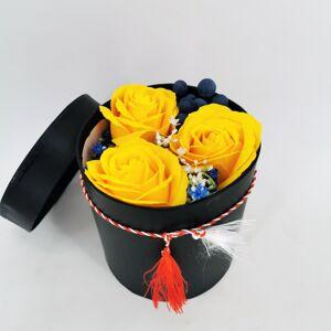 Magazin Traditional Set cadou Trandafiri sapun 5